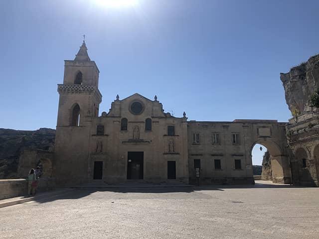 Iglesia de San Pietro Caveoso