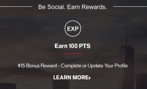 Gratis $20 Express Reward