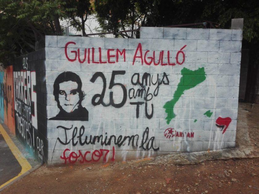 https://ca.m.wikipedia.org/wiki/Fitxer:Mural_Guillem_Agulló_in_Sarrià_(Barcelona).jpg