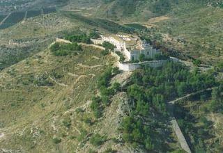 monasterio de san miguel lliria