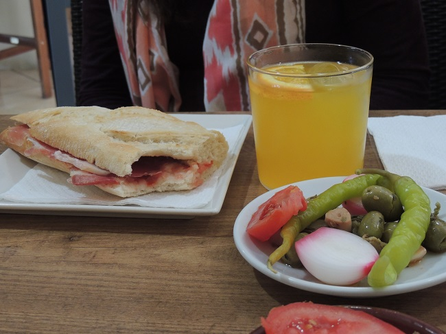 Almuerzo Popular Ca la Blanquera