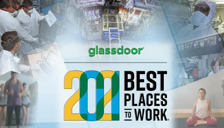 Lab makes Glassdoor's 2021 list of 'Best Places to Work' | Lawrence Livermore National Laboratory