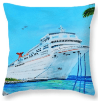 THROW PILLOWS | Lloyd Dobson Artist