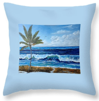 THROW PILLOWS  Lloyd Dobson Artist