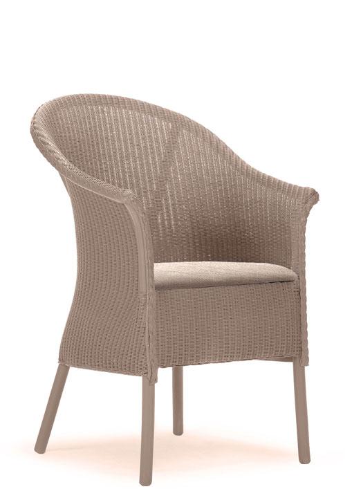 Fairbank Armchair – Slim – Fabric Seat - Lloyd Loom ...