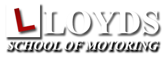 Driver Training Company, Northern Ireland, UK, Lloyds Motoring
