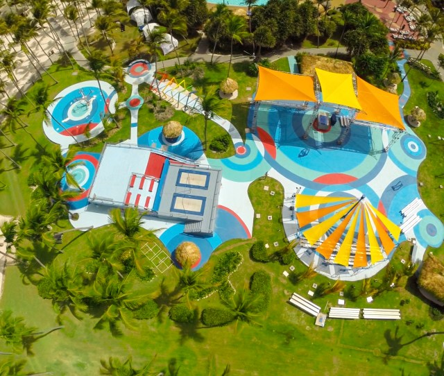 Creactive Club Med Punta Cana