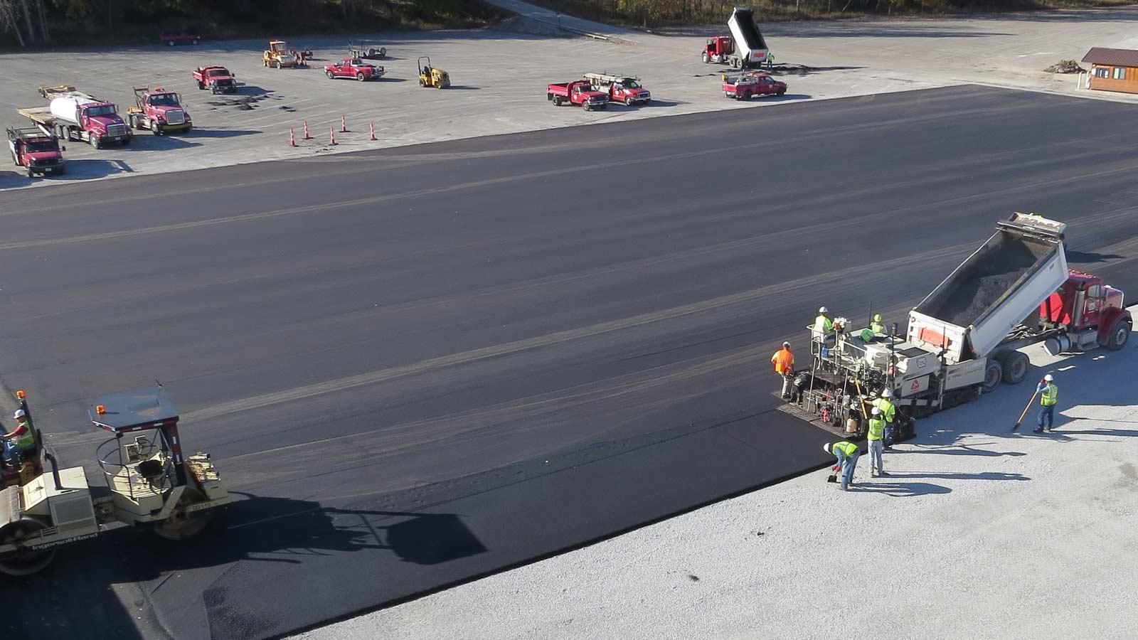 full service asphalt contractors