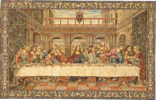 DaVinci Last Supper Original Painting