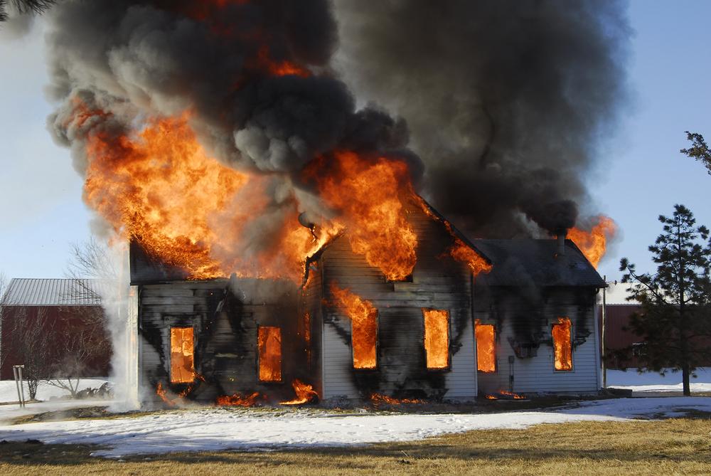 Fire Lightning Smoke and Arson  Lindsay Lindsay  Parsons