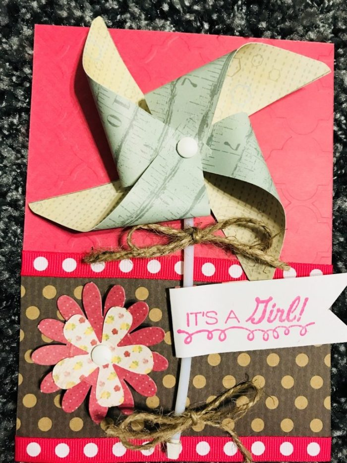 DIY Personalized Baby Gifts