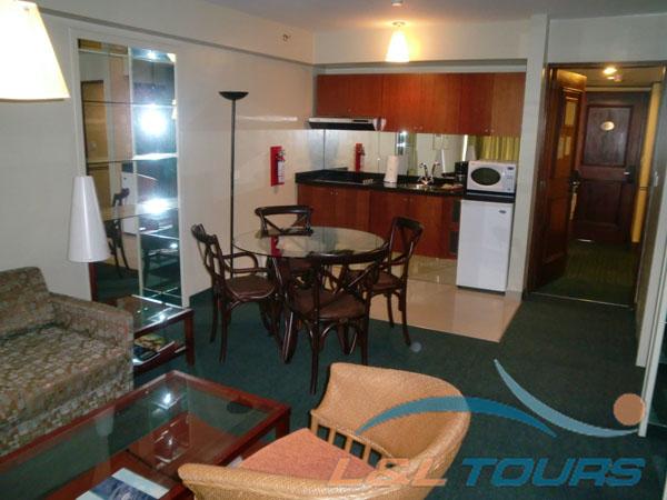 Hotel Altamira Suites Caracas Venezuela  LL Tours