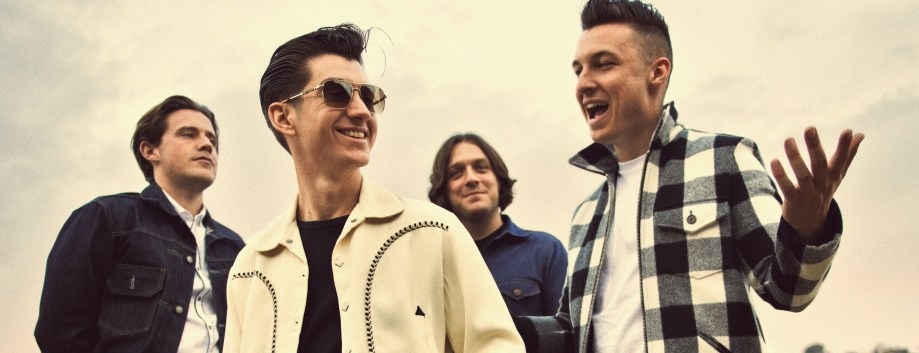 Arctic Monkeys PRESS