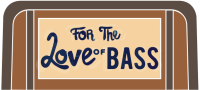 for the love of bass logo