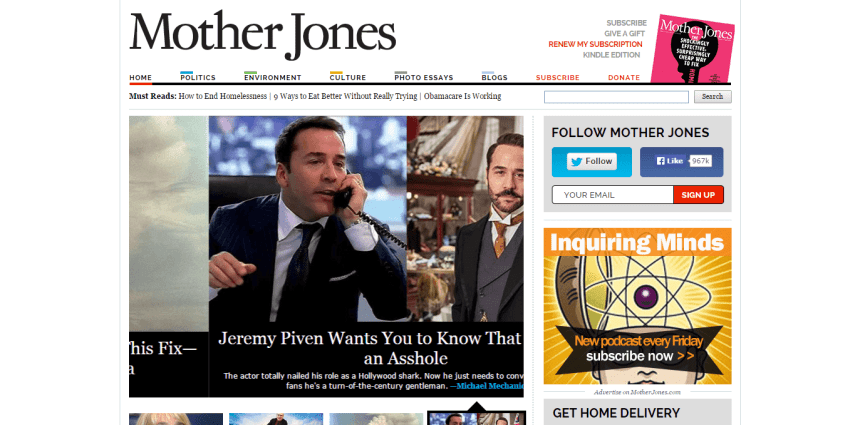Mother Jones I