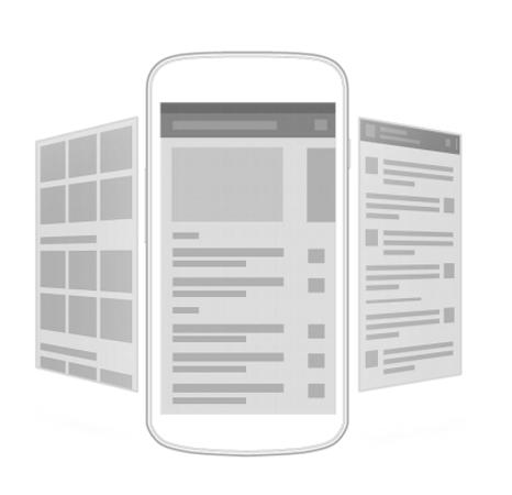 Diseño de usuario en móviles android