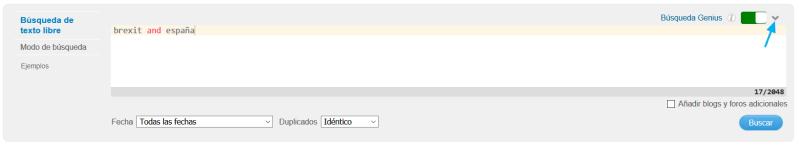 Personalización de Factiva: tema