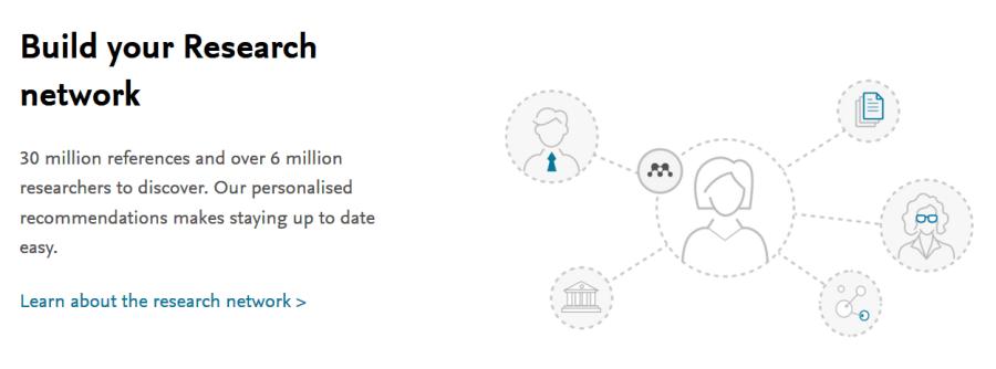 Mendeley: funciones de red social