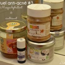 masque anti-acné