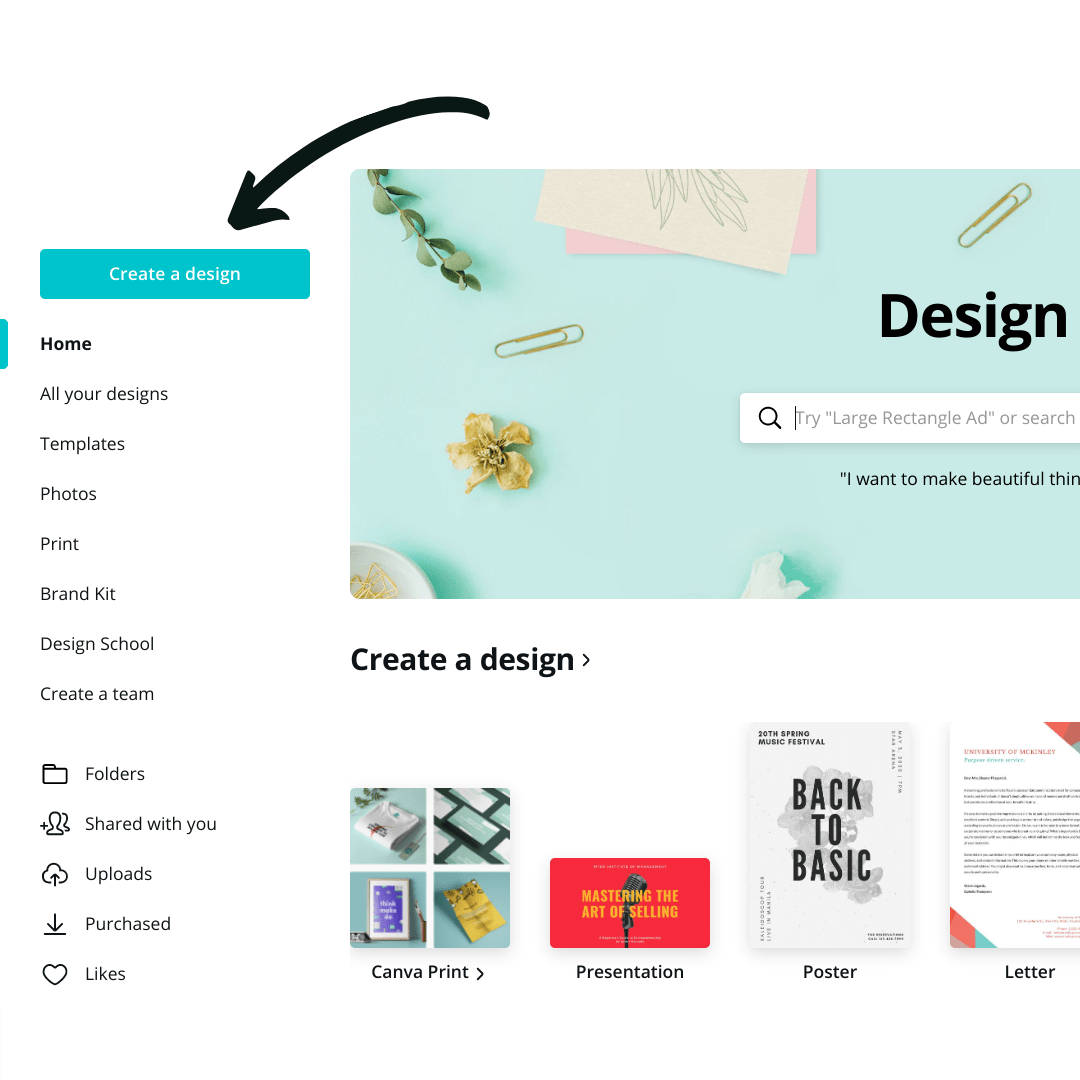 I am going to show you how to create Pinterest board covers with Canva.