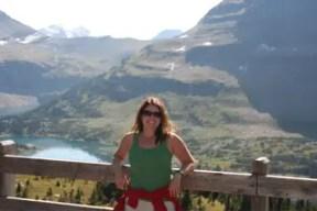 Me at Hidden Lake