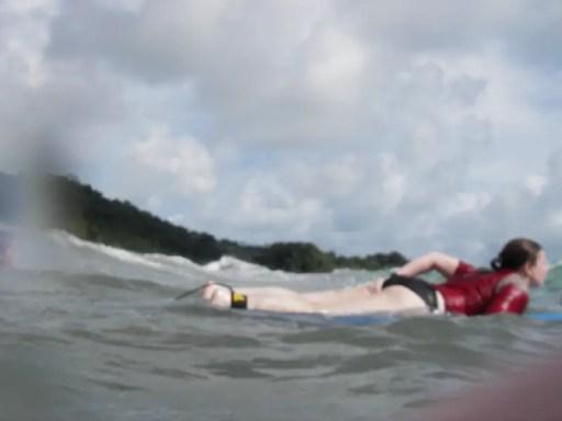 lil surfer girl