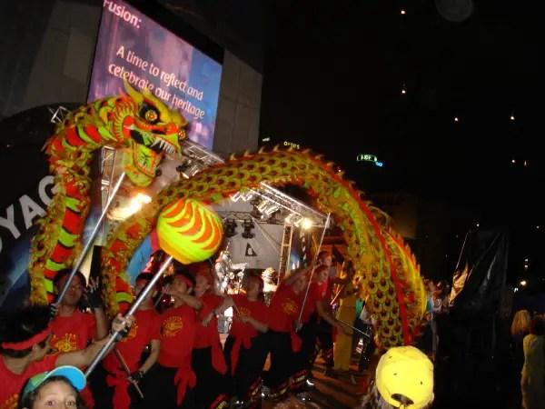 Australia Day Festivities