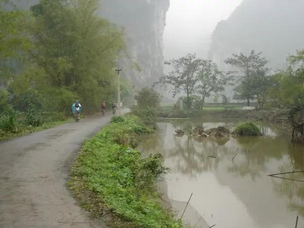Countryside around Hoa Lua