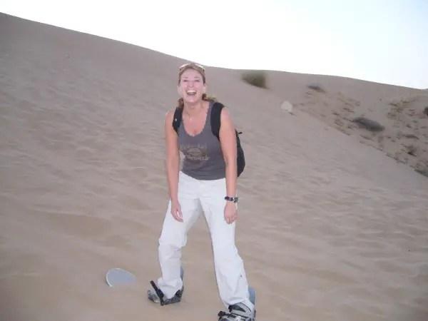 Sandboard Queen