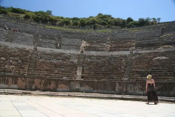 Great Theatre at Ephesus