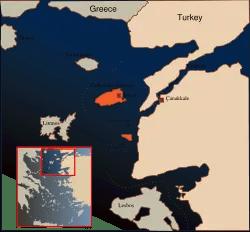 Aegean Map