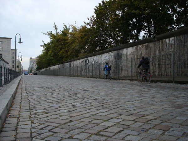 Remaining Wall