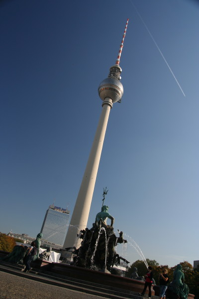 TV Tower of Alexanderplatz