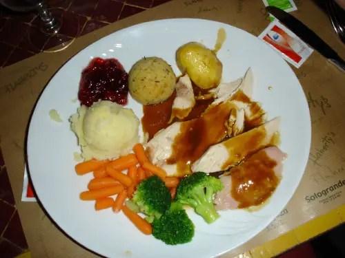 An Irish-American Holiday Feast!