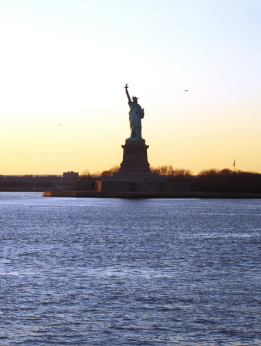 Give me your tired, your poor, your huddled masses...