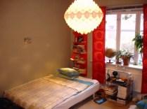 Paula's flat--Gothenburg, Sweden