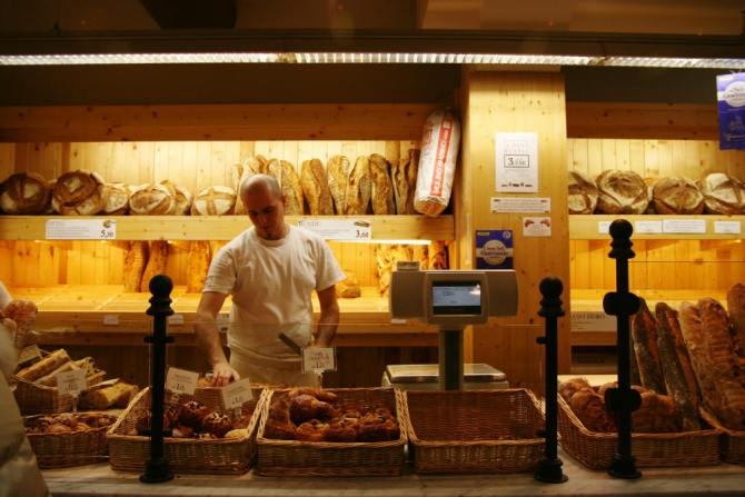 Eately Bread Counter