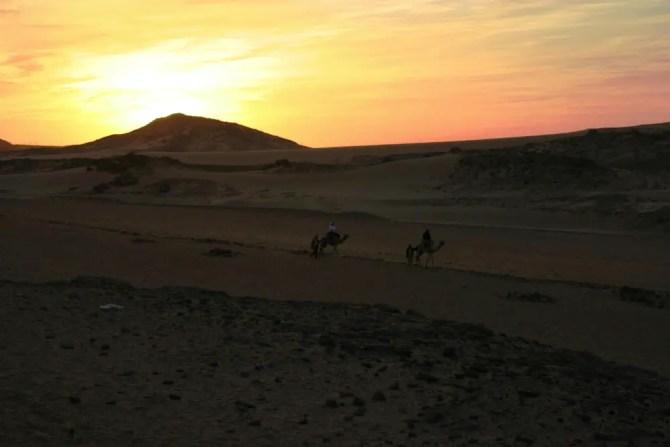 Aswan Desert