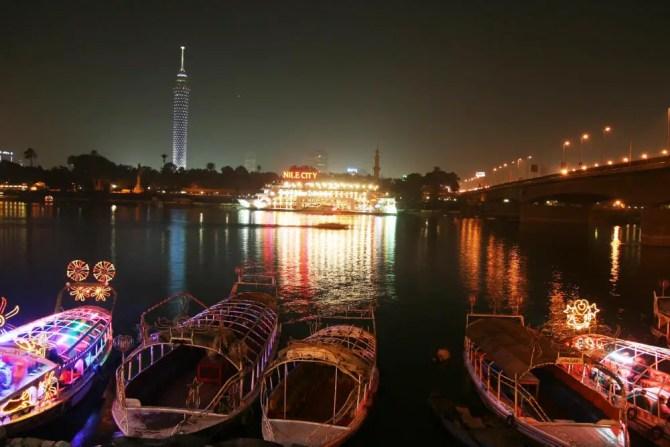 Cairo corniche