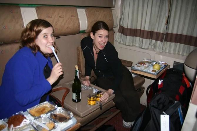 Cairo Train to Aswan