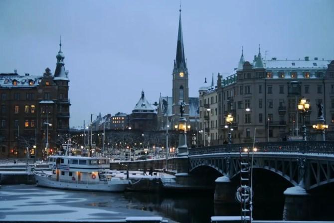 Quintessential Stockholm