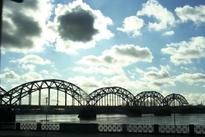 Bridge to Riga