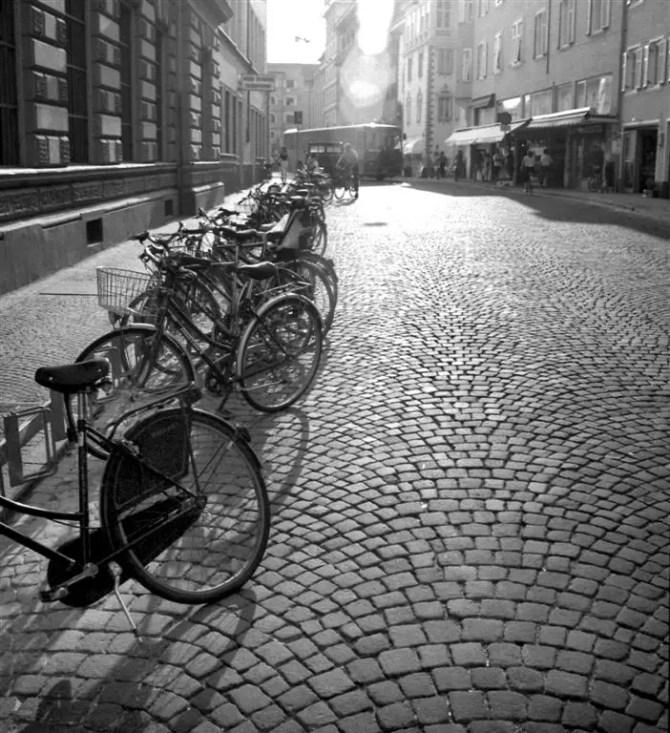 Bikes of Bolzano