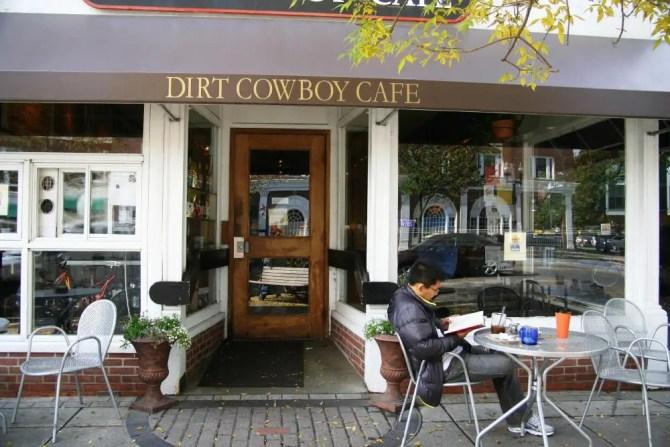 Cafe Life in Hanover