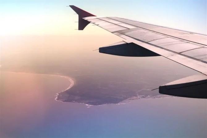 Flight to South America