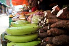 Medellin Bananas Market