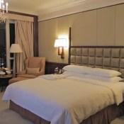 Shangri-La Hotel Bed