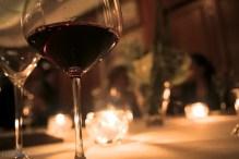 Wine at Petrus