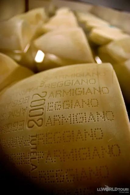 Parmigiana Reggiano Cheese