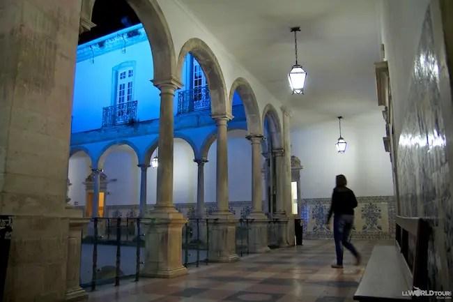 Coimbra University Building